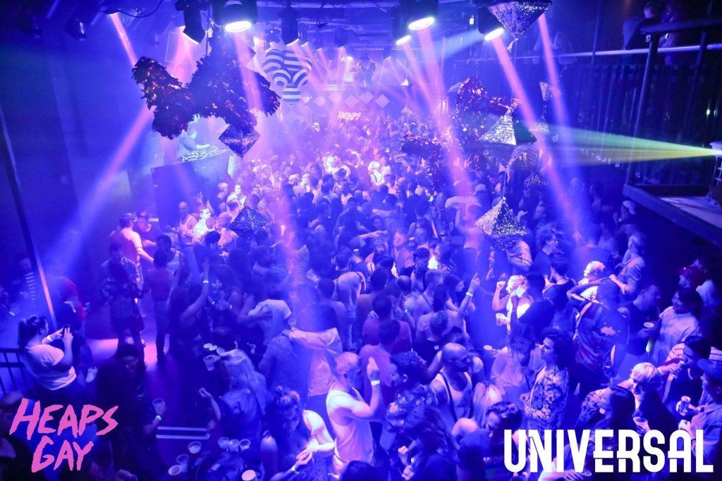 Top Sydney Gay Clubs // Universal