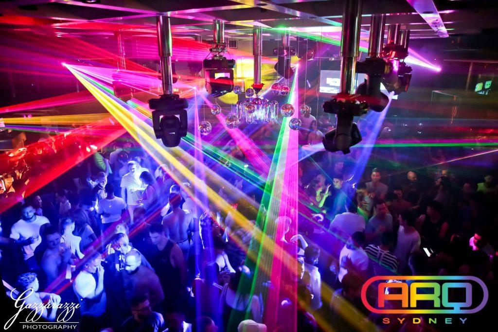 Best Gay Clubs Sydney // Arq