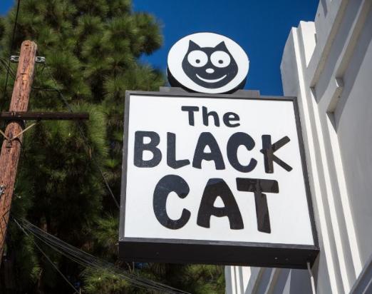 The Black Cat - LA Summer