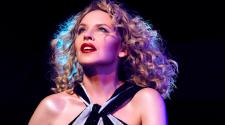 Headshot of Kylie Minogue